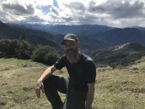 Luke Rueidger and the Siskiyou Crest