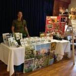 Klamath-Siskiyou Native Seeds tabling